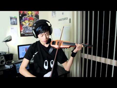 Childish Gambino - Heartbeat (Violin Cover)