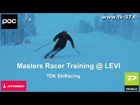 Masters Racer Training @ Levi - DRILLS