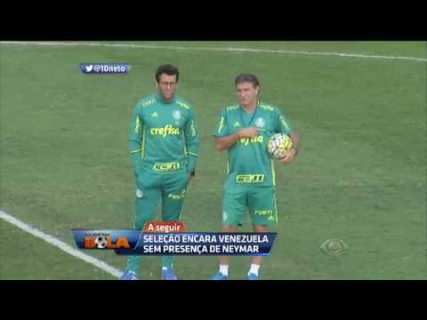 Velloso: Cuca Precisa Contratar Três Jogadores Para A Libertadores