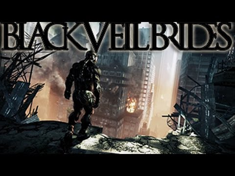 Crysis 2: Black Veil Brides - Lost It All (GMV)