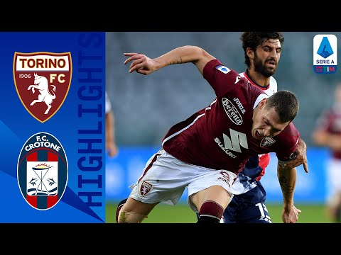 Torino Crotone Goals And Highlights
