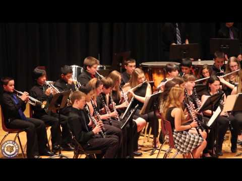 Wisdom Lane Middle School Spring Concert (8th Grade Band)