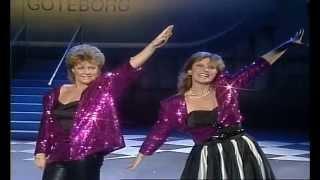 Bobbysocks - Let it Swing 1985