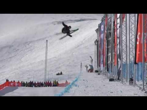 Alpe d'huez Video Report: 1st March 2013