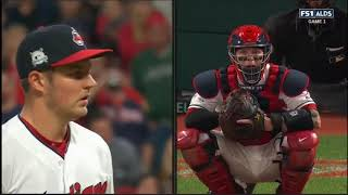 2017 ALDS Game 1 - New York Yankees at Cleveland Indians in 40 Minutes