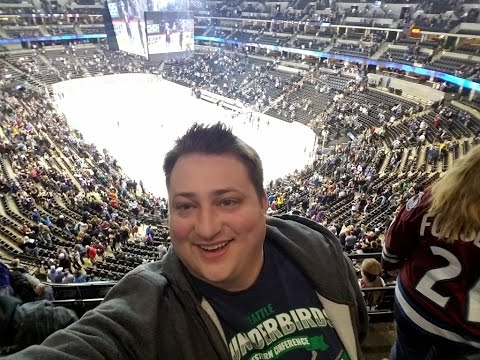 Colorado Avalanche Game Pepsi Center 2017