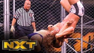Matt Riddle vs. Timothy Thatcher – Fight Pit w/ guest referee Kurt Angle: WWE NXT, May 27, 2020