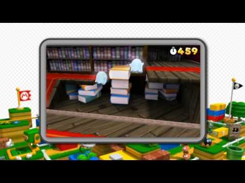 [Trailer] Super Mario 3D Land - Launch Trailer