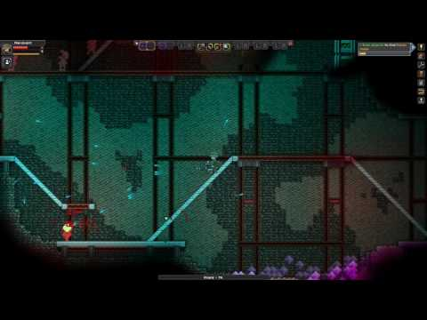 Starbound Shellguard Weapon: Needle Laser