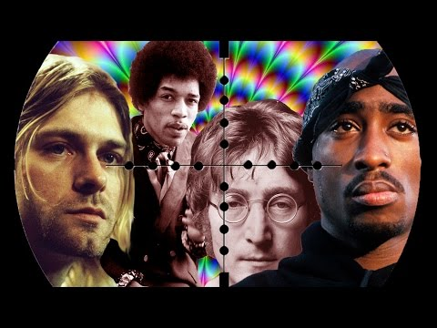 How the CIA Killed Tupac, Cobain, Lennon, Hendrix & Other Activists with John Potash
