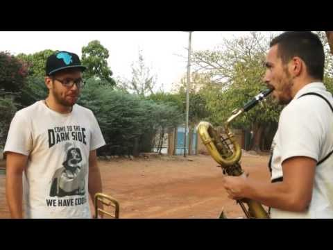 SESSION ACOUSTIQUE - Simon & Leo - Morceau 1 - Burkina Faso