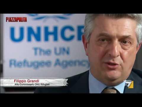 L'intervista a Filippo Grandi