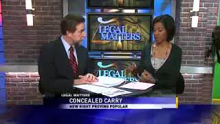 Gimbel, Reilly, Guerin & Brown, LLP Video - Concealed Carry with GRGB's Ray Dall'Osto