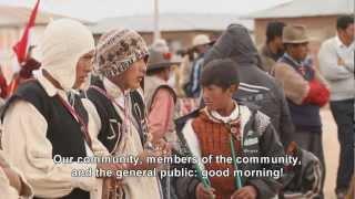 Heifer Perú - Proyecto Jóvenes JATHA-MUHU / Compartir de Recursos en Occopampa