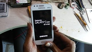 samsung GT-S7562 light problem | samsung Mobile No light solution in one jumper100% tested,in hindi