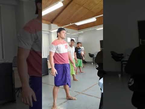 Siva Mai faataupati - with NUS Music students