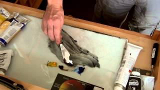 """""""dead layer"""" (grisaille) color mixing"""