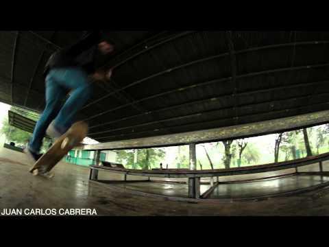 Juan Carlos Cabrera e Irving Guerrero - Skateboarding Panama