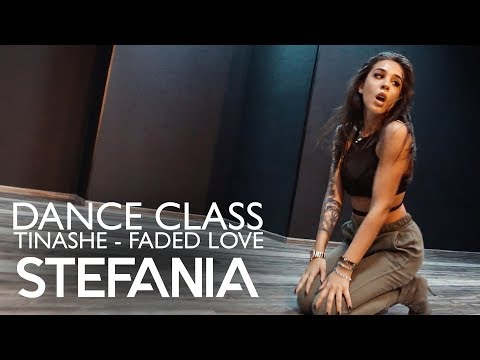Dance Class (Tinashe - Faded Love) | Stefania's Vlog