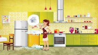 Ремонт Бытовой техники; Холодильников, Стиральных Машин на дому в Москве. Тел: 8 (495) 500-63-65.(, 2016-04-19T17:07:12.000Z)