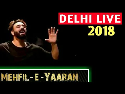 Babbu Maan Live Delhi Show 14 April 2018