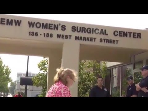 The FIGHT To Save Kentucky's Last Abortion Clinic