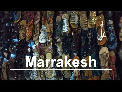 [Part 6] Marrakesh: Souks, Shopping and Jemaa el-Fnaa