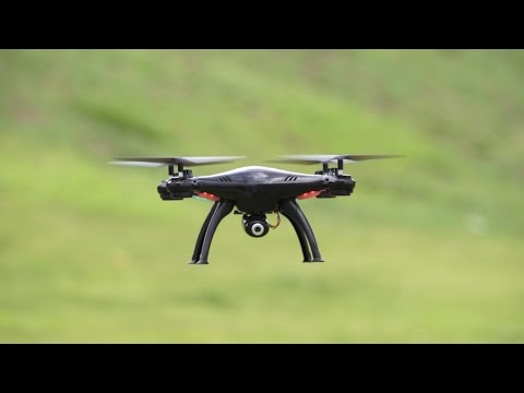 Syma X5S-1 Quadcopter with 720P Camera Review