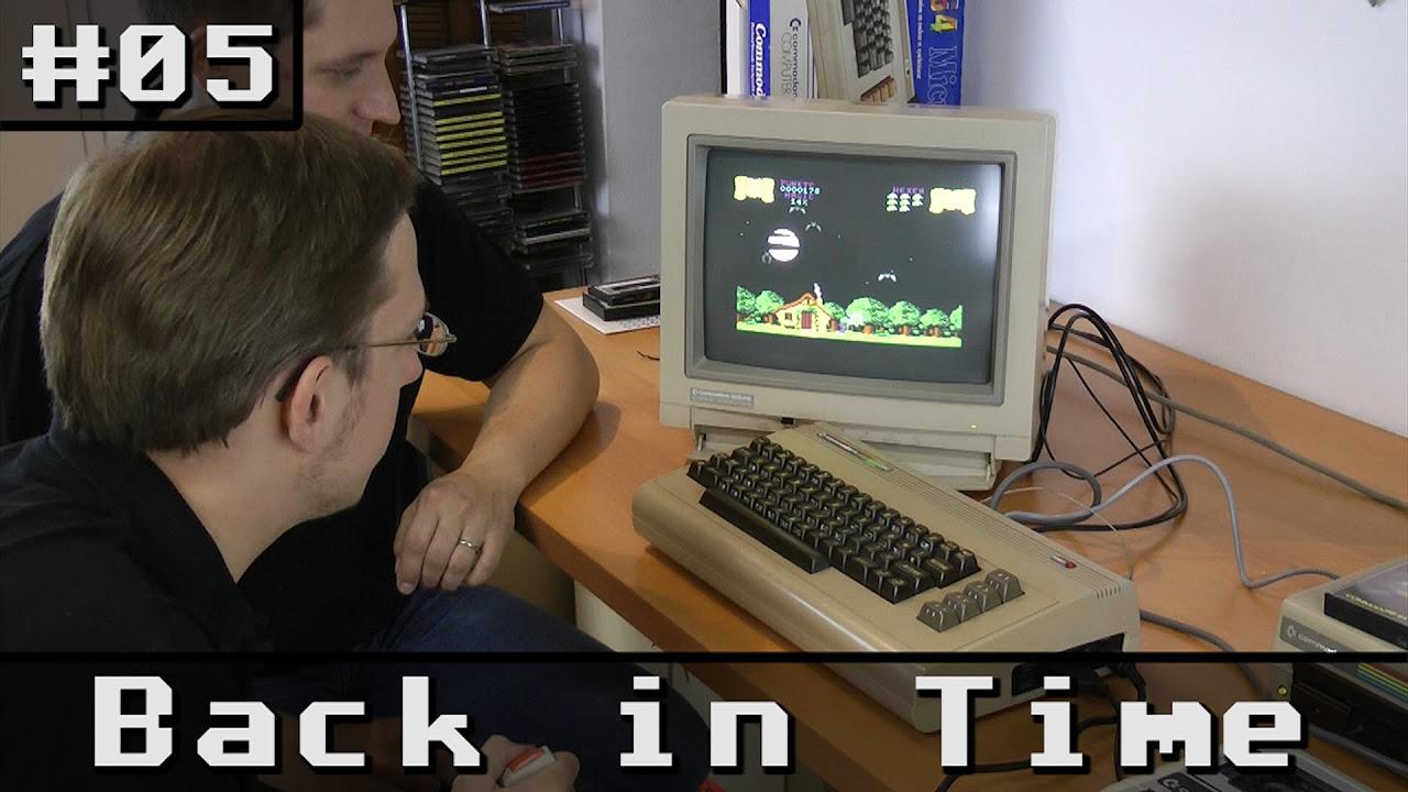 BiT #05: C64 - Wir laden von Kassette