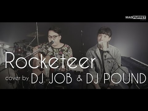Rocketeer - Far East Movement Feat.Ryan Tedder (Cover) | DJ.Job & DJ.Pound [95.5 Virgin hitz]