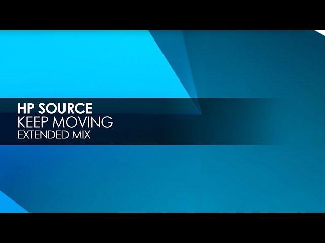 HP Source - Keep Moving