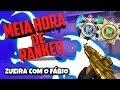 MEIA HORA DE RANKED ZUEIRA! ft  Fabio CROSSFIRE AL