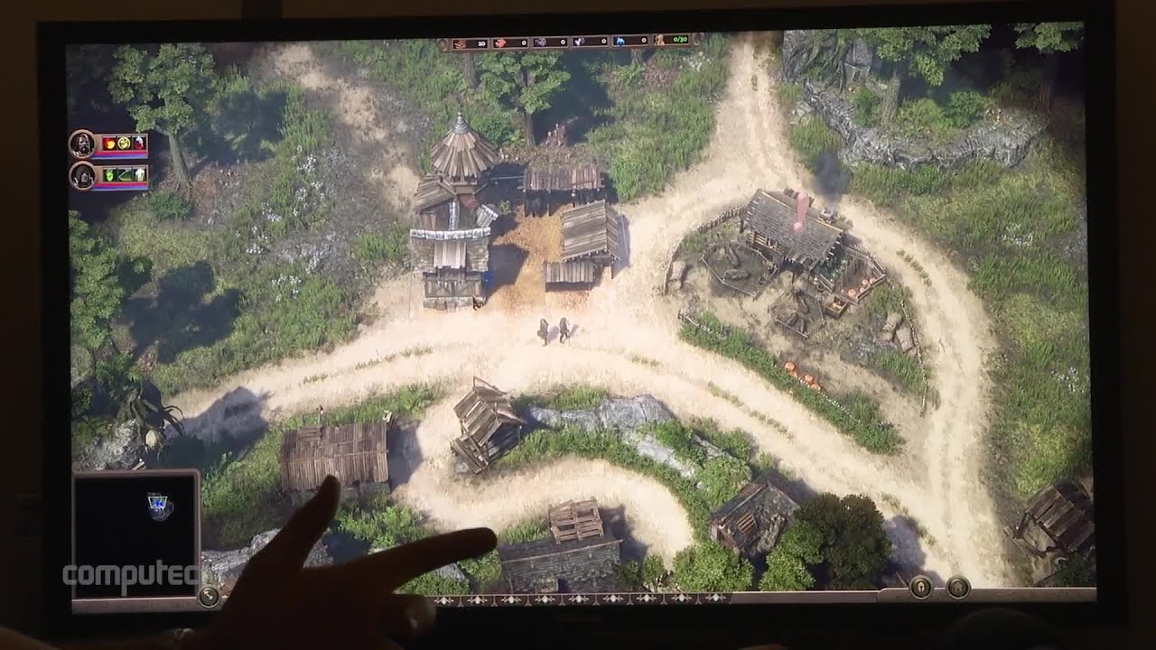 Spellforce 3: Die komplette E3-Präsentation mit viel ...  Spellforce 3: D...