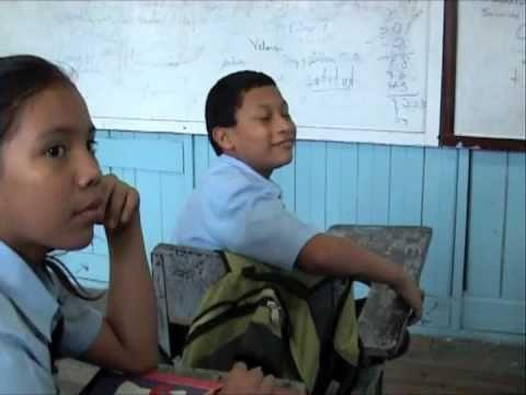 Panama - Vier Schulen in Amerika