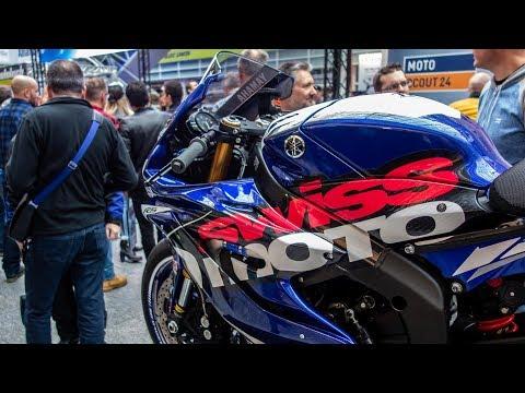 Swiss-Moto Zürich 2019 - Yamaha Tenere 700 and KTM 790 Adventure R - Part 1