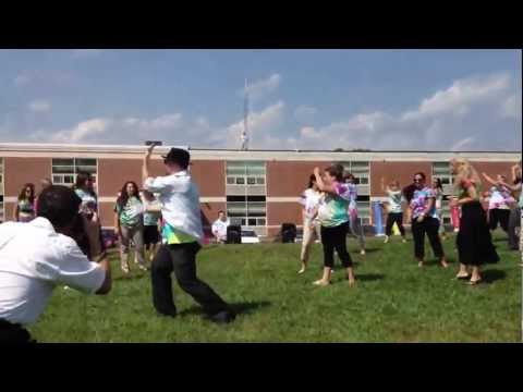 Prendergast School Flash Mob