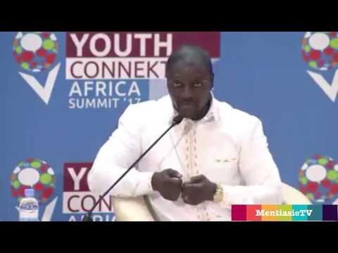 Redefining Africa by Akon.