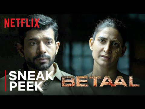 Betaal: Watch The First 7 Minutes | Viineet Singh, Aahana Kumra, Jitendra Joshi | Netflix India