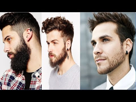 Guys With Earrings Men S Earring Styles