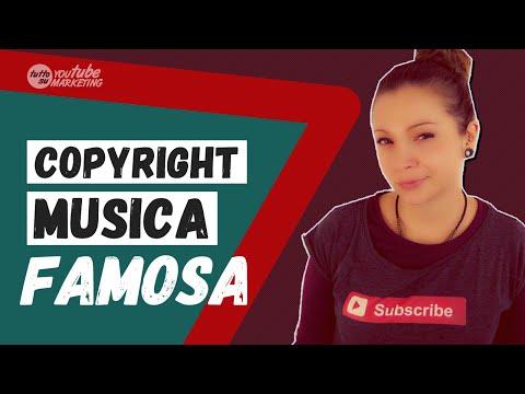 Dove trovare MUSICA FAMOSA senza copyright