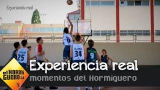 Experiencia real: Cómo puede influir el autoestima en los triunfos de la vida - El Hormiguero 3.0
