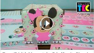 Tema: Chá de bebê encantado - Baby Mannie - Disney! COMPARTILHE...s2