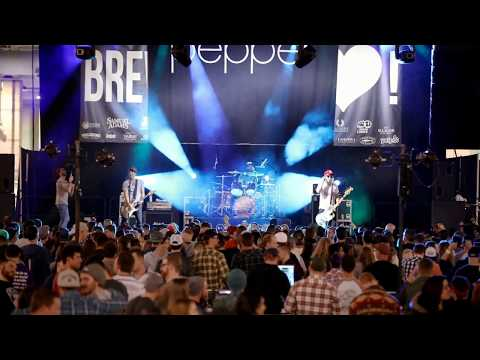 Pepper live at the AC Beer & Music Festival 2018