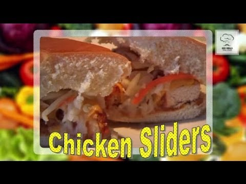 how to make chicken sal
