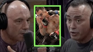 Eddie Bravo Explains Coaching Tony Ferguson During Justin Gaethje Loss