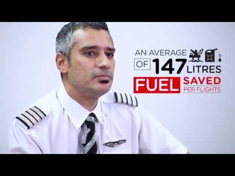 AirAsia's #Green24 initiatives - Fuel Efficiency & Reduce of Carbon Emissions