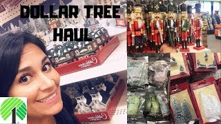 DOLLAR TREE HAUL | NEW FINDS | OCTOBER 20 2018