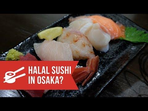 Must Try Top 10 Japanese Food is Halal at Matsuri, Osaka!