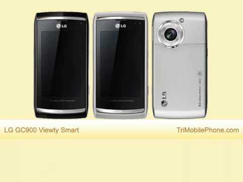 LG GC900 Viewty Smart Mobile Phone Specification, Features and Slide show