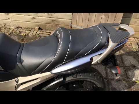 Yamaha TDM 900 Storm by Mivv exhaust sound